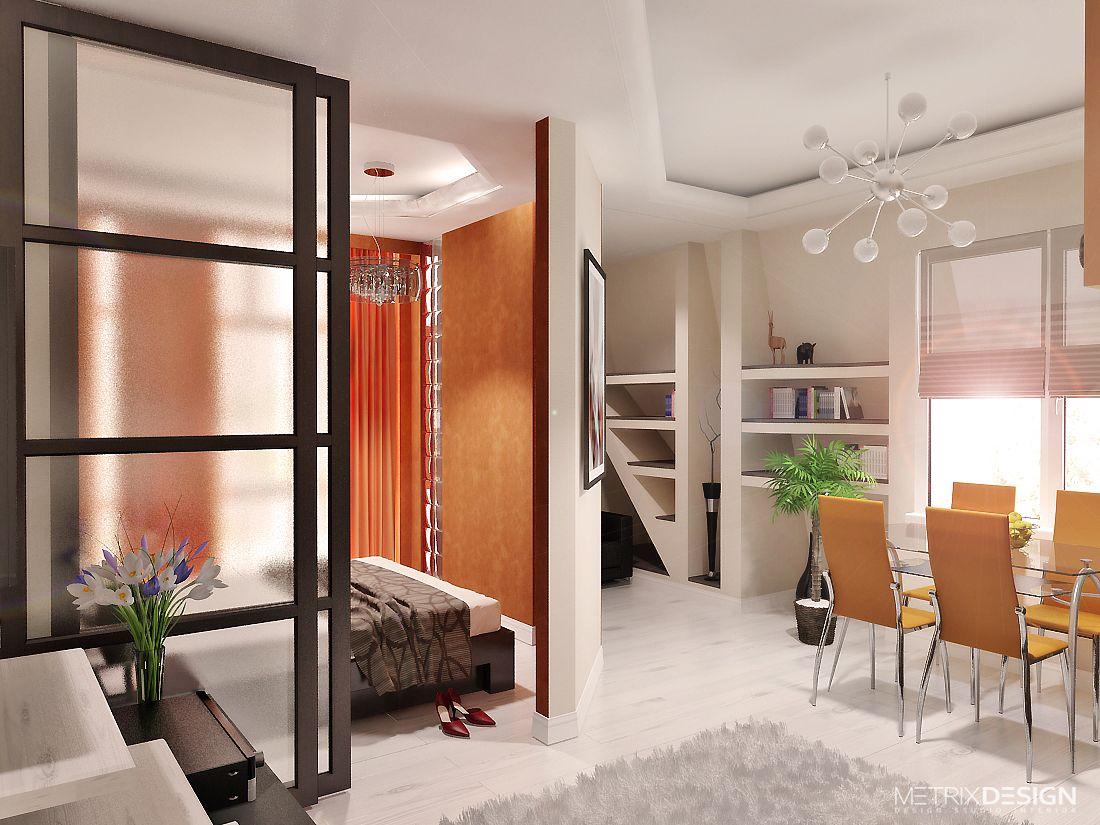 Малогабаритная квартира 42 м/кв
