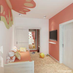 Интерьер квартиры в ЖК «Остров мечты»