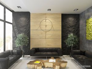 Офис агентства недвижимости 97 м/кв