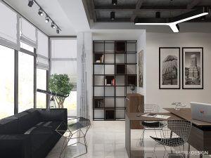 """Офис руководителя агентства недвижимости """"Инвест проект"""" 34 м/кв"""