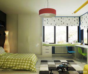 2 этаж. Дом многодетной семьи 230 м/кв