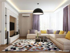 Дом многодетной семьи 230 м/кв