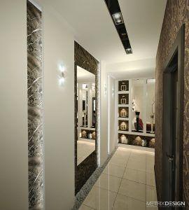 Интерьер квартиры-студии 51 м/кв