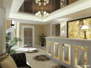 Ресепшн отеля «Shein House» (Адлер)