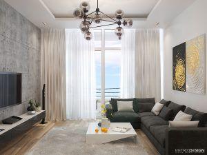 Квартира у моря 123 м/кв