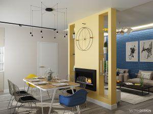 Квартира для молодой семьи 73 м/кв