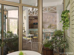 """Обновлённый дизайн кофейни в Сочи: """"Лакрапе"""""""