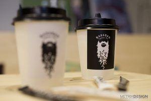 Кофейня «BARABAS» 38 м/кв