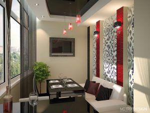 Квартира-студия 51 м/кв