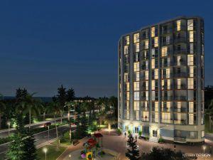Проект жилого комплекса в Адлере