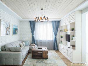 Реализация Загородной квартиры 53 м/кв